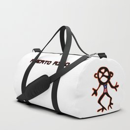 PUERTO RICO Taino Symbols Duffle Bag