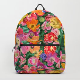Tulip happy Backpack