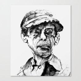 respectable man Canvas Print