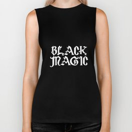 Black Magic Biker Tank