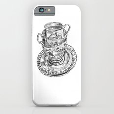 Stacked Tea Cups Slim Case iPhone 6s