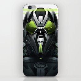 Sf wyv 17 iPhone Skin