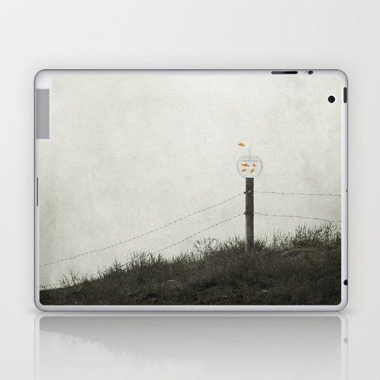 Suicidal Fishy Laptop & iPad Skin