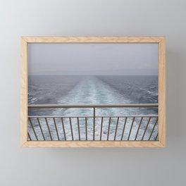 Naxosferry 4 Framed Mini Art Print