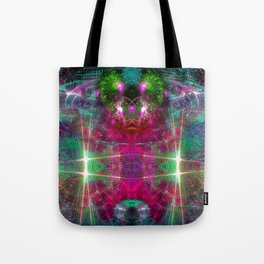 Extraterrestrial Palace 6 Tote Bag