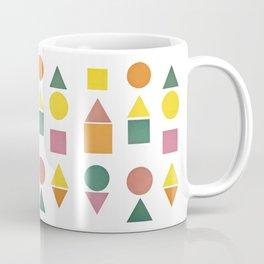 Shape Sorter Coffee Mug