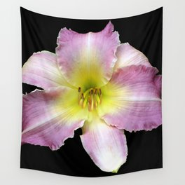 Purple Lily Wall Tapestry