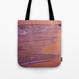 Beach at Dusk Hilton Head Island Tote Bag