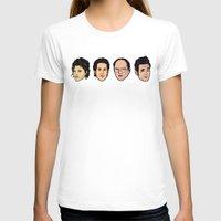 seinfeld T-shirts featuring Seinfeld by Michael Walchalk