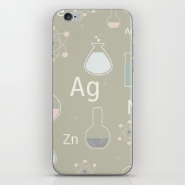 Science Lab iPhone Skin