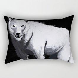 Wolf Rectangular Pillow