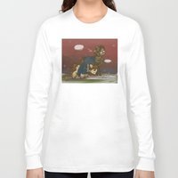 mlp Long Sleeve T-shirts featuring Bilbo Baggins and Bard ponies MLP The Hobbit Crossover Parody by BlacksSideshow
