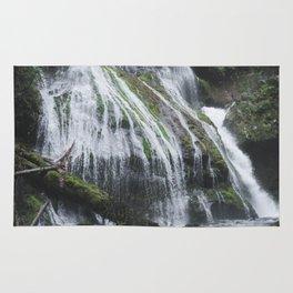 Panther Creek Falls, WA Rug