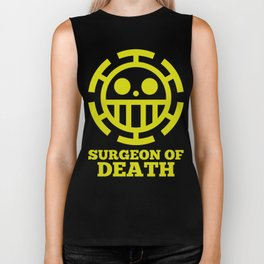 Surgeon Of Death Biker Tank
