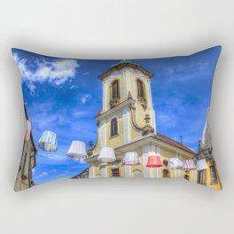 Szentendre Town Hungary Rectangular Pillow