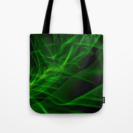 Glowstick Light painting Tote Bag
