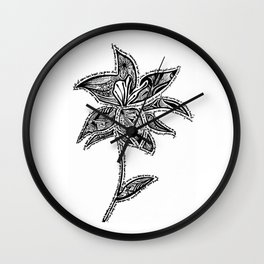Girl From the North Country  Wall Clock