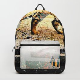 Letters From the Sky Backpack