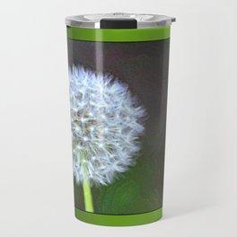 Dandelion - ready to fly away dbs Travel Mug
