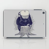 dj iPad Cases featuring Hey DJ by Alex Solis