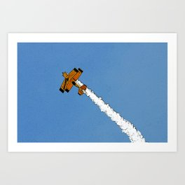 Flight 1 Art Print