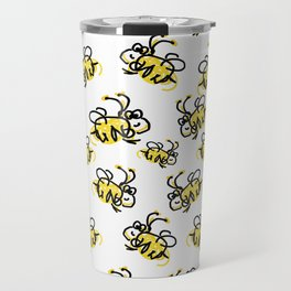 I love Bees Travel Mug
