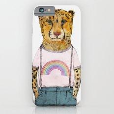 Little Cheetah iPhone 6s Slim Case