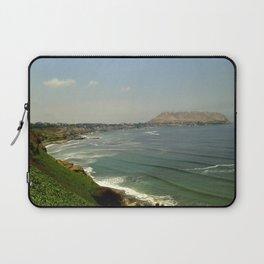 Costa Verde, Lima Peru Laptop Sleeve