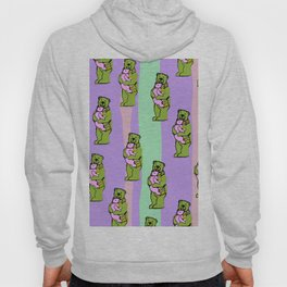 TEDDY BEAR DADDY TEDDY BEAR BABY PATTERN Hoody