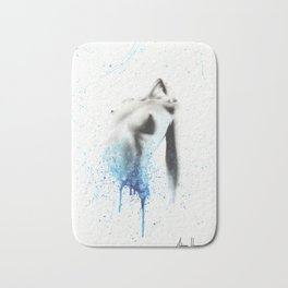 Within Seconds Bath Mat