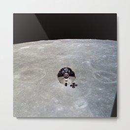 Apollo 10 - Far Side Of The Moon Metal Print
