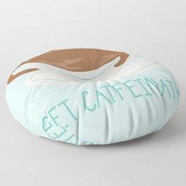 Catfeine Floor Pillow