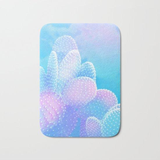 Air cacti Bath Mat