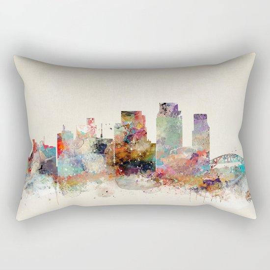 corpus christi texas Rectangular Pillow