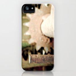 Metal One iPhone Case
