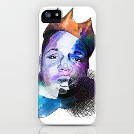 Big by Lopes iPhone Case