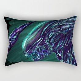 Alien Rectangular Pillow