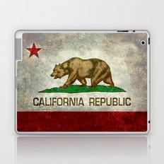 State flag of California Laptop & iPad Skin