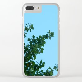 Bright Colors Clear iPhone Case