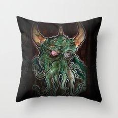 Cthulhu Throw Pillow
