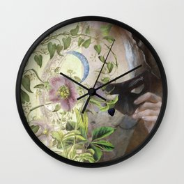 One Night in Venice Wall Clock