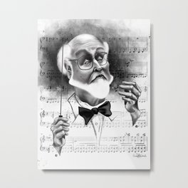John Williams Metal Print