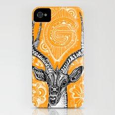 Gazelle iPhone (4, 4s) Slim Case