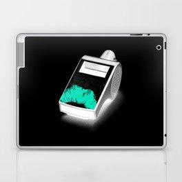 Blow the Whistle Laptop & iPad Skin
