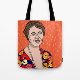 Eleanor Roosevelt Tote Bag