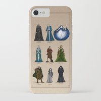 valar morghulis iPhone & iPod Cases featuring The Aratar by wolfanita