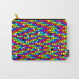 Drops Of Rainbow Carry-All Pouch