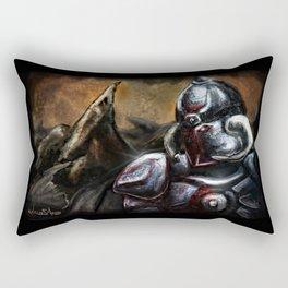 For I am Death Rectangular Pillow