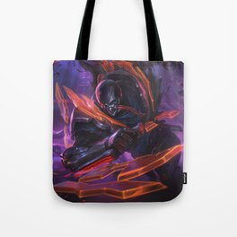 PROJECT: Pyke Skin League of Legends Tote Bag