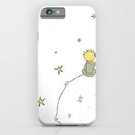 Little Prince III iPhone Case